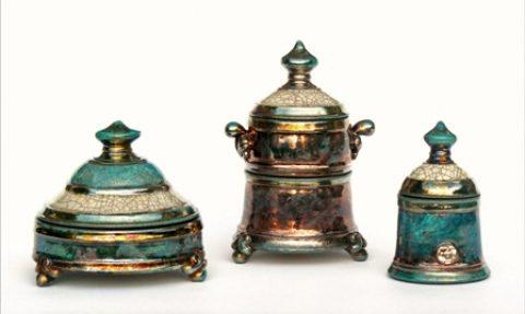 Cornish Ceramic Artist Eleanor Newell to exhibit at 45 Southside
